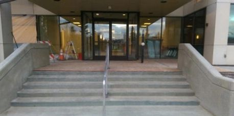 Decorative Concrete Repair